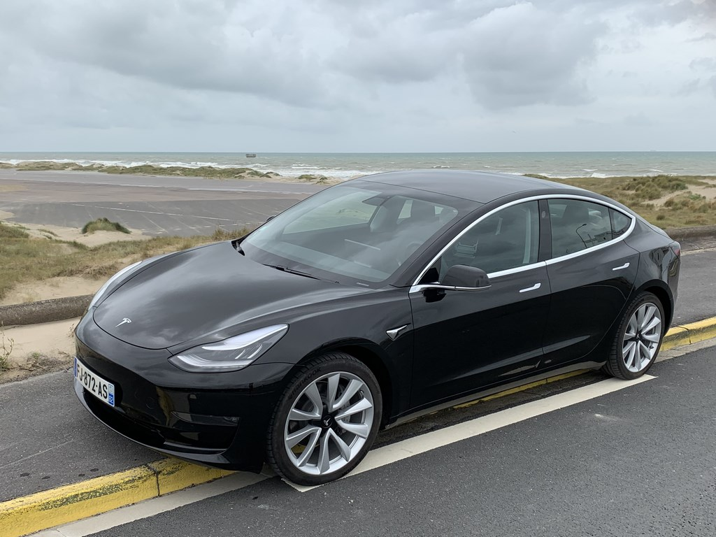 Location Tesla